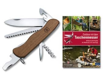 forester wood set mit buch