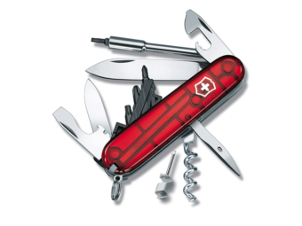 CYBERTOOLS offen Cybertool S rot transparent Produktbild
