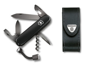 1.3503.31PS Spartan Onyx Black Set inkl. Etui